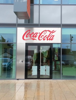 Coca Cola Drogheda Office